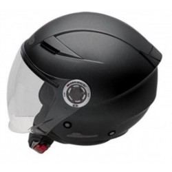 CASCO SHIRO MX-311 TOURISM NEGRO