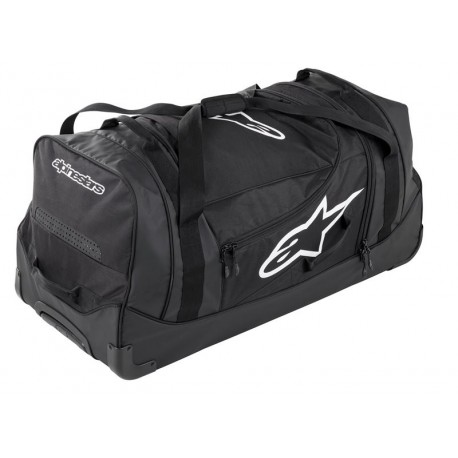 MALETA ALPINESTARS KOMODO TRAVEL BAG NEGRO ANTRACITA BLANCO