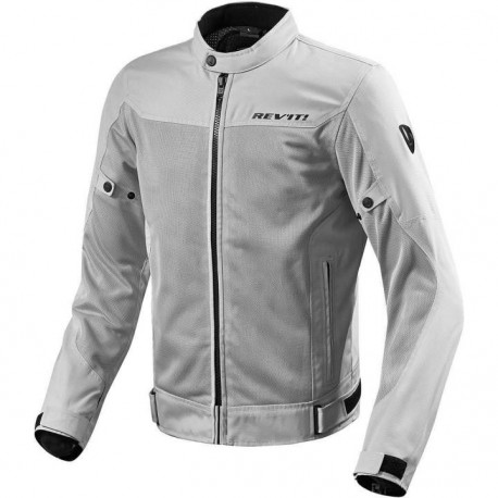 CHAQUETA REVIT ECLIPSE PLATA