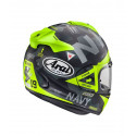 CASCO ARAI CHASER-X NAVY BLACK