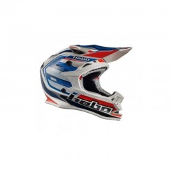 CASCO HEBO MX KONIK JUNIOR BLANCO