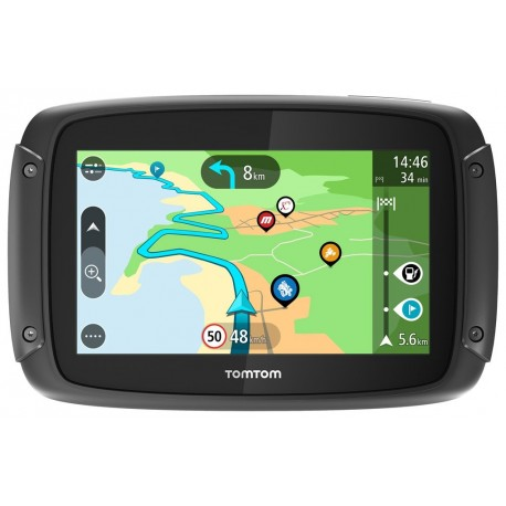 O TOMTOM RIDER 450 WORLD LTD