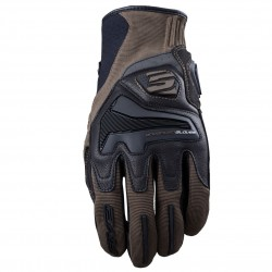 GUANTES FIVE RS4 MARRON