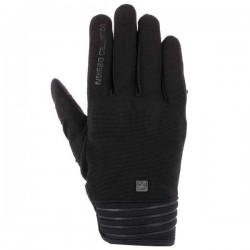 GUANTES VQUATTRO DISTRICT 18 NEGRO