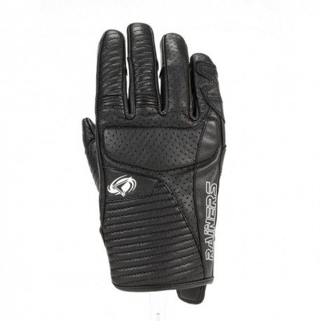 GUANTES RAINERS SPACE NEGRO