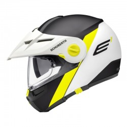 CASCO SCHUBERTH E1 GRAVITY AMARILLO MATE