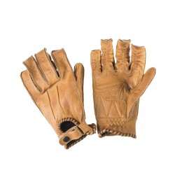 GUANTES BY CITY SECOND SKIN MARRON