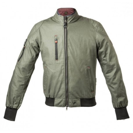 CHAQUETA BY CITY SPORT II VERDE