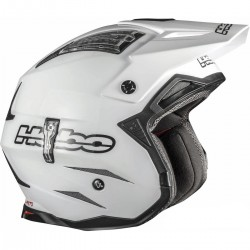 CASCO HEBO ZONE 4 BLANCO