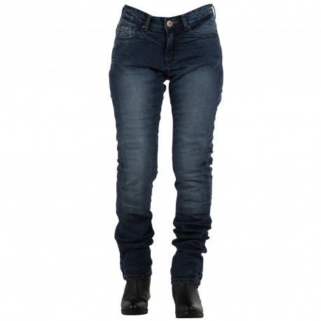 JEANS OVERLAP CITY LADY STONE WASHED