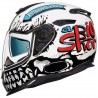 CASCO NEXX SX.100 BIG SHOT BLANCO