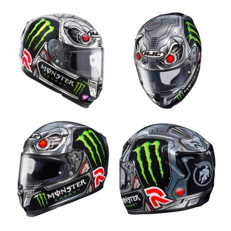 CASCO HJC RPHA10 PLUS SPEED MACHINE MC5