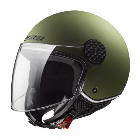 CASCO LS2 OF558 SPHERE LUX VERDE MATE
