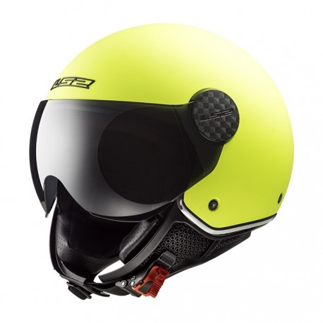 CASCO LS2 OF558 SPHERE LUX AMARILLO FLUOR
