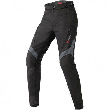 PANTALÓN DAINESE TEMPEST DDRY NEGRO GRIS