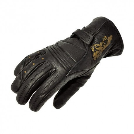 GUANTES GARIBALDI HONEY WINTER NEGRO