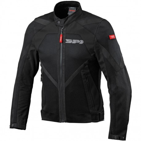 CHAQUETA SPIDI NETSTREAM NEGRO