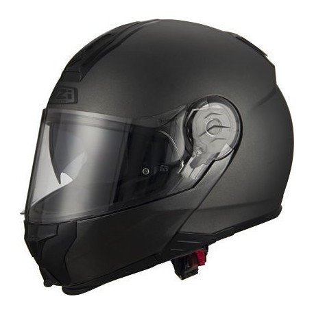 CASCO NZI COMBI 2 DUO NEGRO MATE