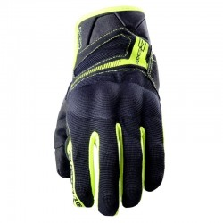 GUANTE FIVE 5 RS3 NEGRO AMARILLO FLUOR