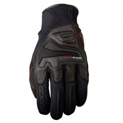 GUANTE FIVE 5 RS4 NEGRO