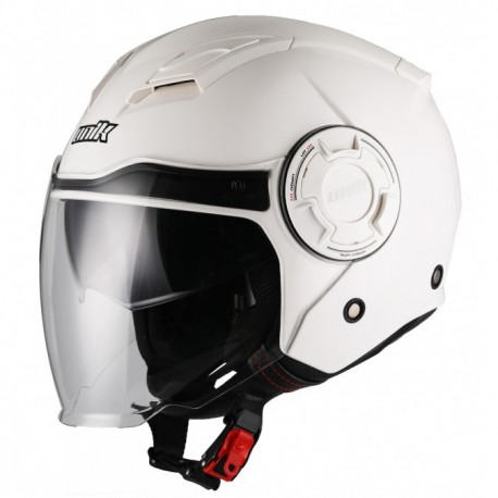 CASCO UNIK CJ-11 BLANCO