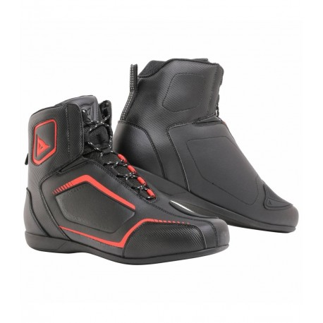 ZAPATILLAS DAINESE RAPTORS AIR NEGRO ROJO