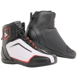 ZAPATILLAS DAINESE RAPTORS AIR NEGRO BLANCO ROJO