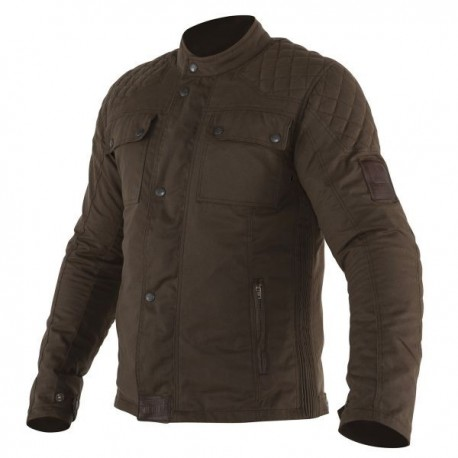 CHAQUETA OVERLAP PHIL 2 MARRON