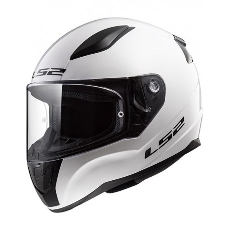 CASCO LS2 FF353 RAPID SINGLE BLANCO