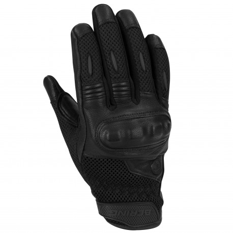 GUANTES BERING LADY KX ONE NEGRO