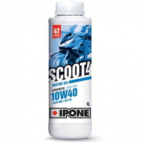 ACEITE IPONE SCOOT 4T 10W40 1L