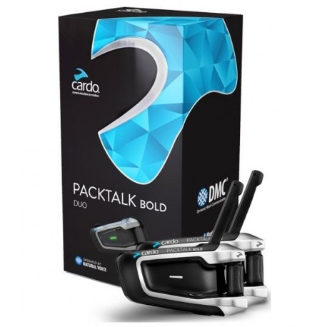 INTERCOMUNICADOR CARDO PACKTALK BOLD DUO