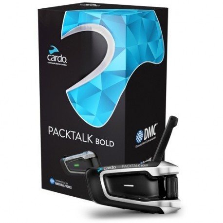 INTERCOMUNICADOR CARDO PACKTALK BOLD SING