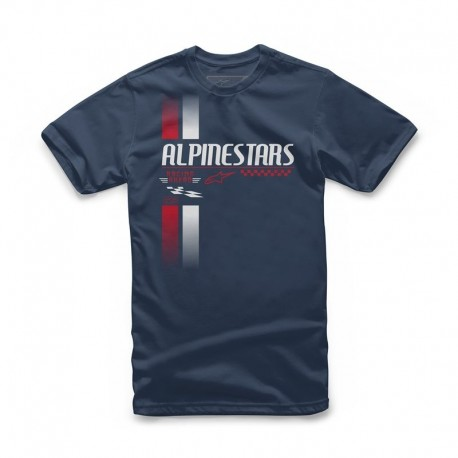 T-SHIRT ALPINESTARS INTERSECTION AZUL
