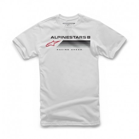 CAMISETA ALPINESTARS FORWARD BLANCO