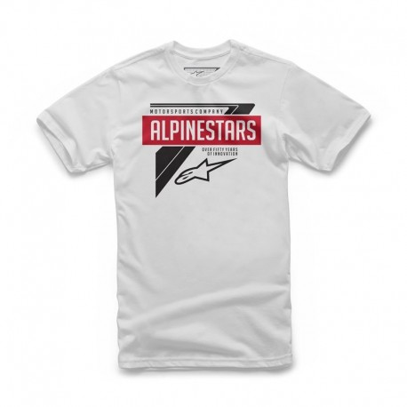 CAMISETA ALPINESTARS PATH BLANCO