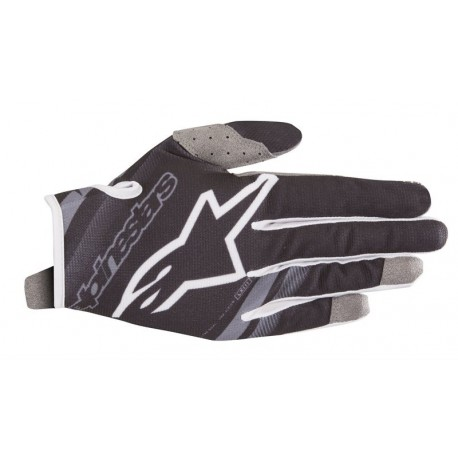 GUANTES ALPINESTARS YOUTH RADAR NEGRO GRIS