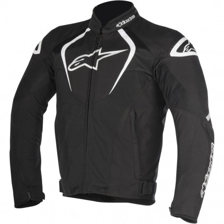 JAQUETA ALPINESTARS T-JAWS V2 AIR PRETO