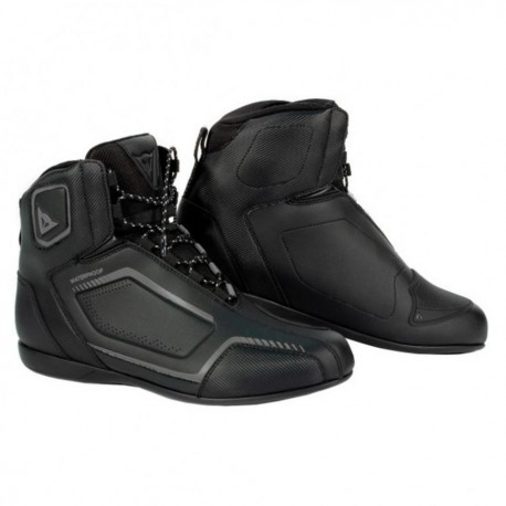 ZAPATILLAS DAINESE RAPTORS D-WP NEGRO ANTRACITA