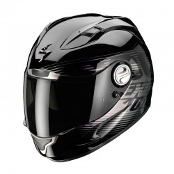 CASCO SCORPION EXO 1000 E11 PHANTOM NEGRO CAMALEON