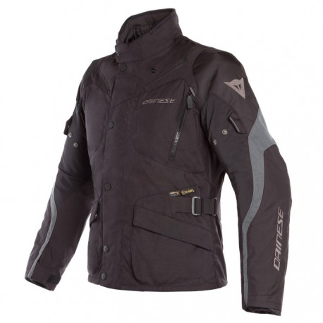 CHAQUETA DAINESE TEMPEST 2 DDRY NEGRO GRIS