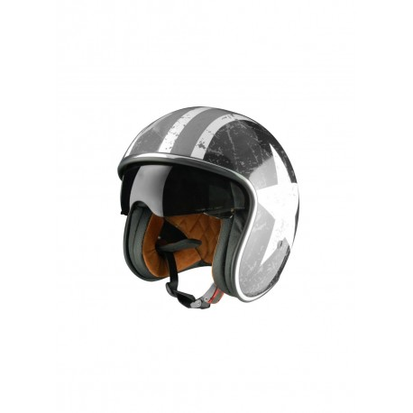 CAPACETE ORIGINE SPRINT REBEL STAR CINZA