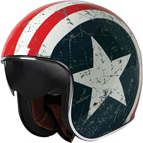 CAPACETE ORIGINE SPRINT REBEL STAR