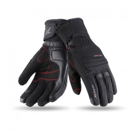 GUANTES SEVENTY DEGREES SD-C27 LADY NEGRO
