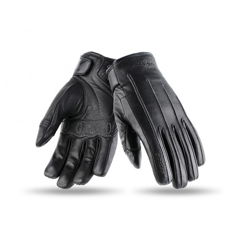 GUANTES SEVENTY DEGREES SD-C35 NEGRO