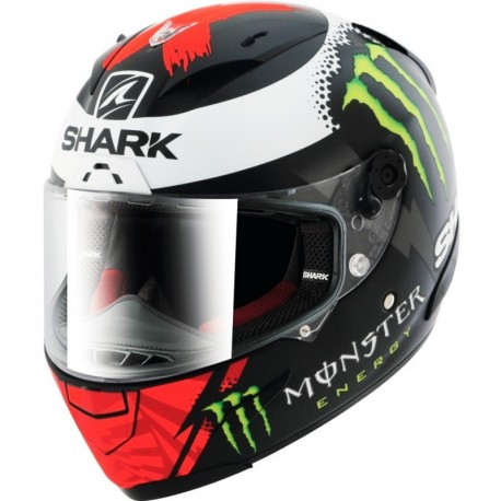 CASCO SHARK RACE-R LORENZO MONST MAT18