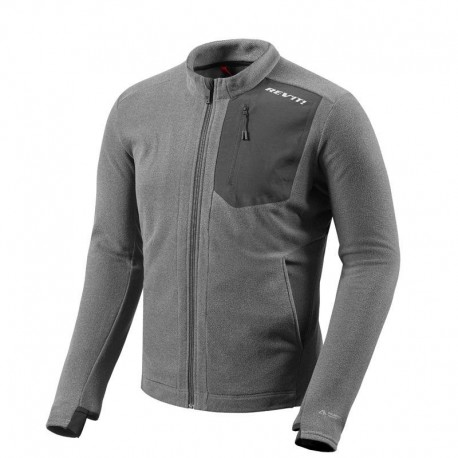 CHAQUETA REVIT HALO ANTRACITA