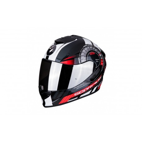 CASCO SCORPION 1400 TORQUE ROJO