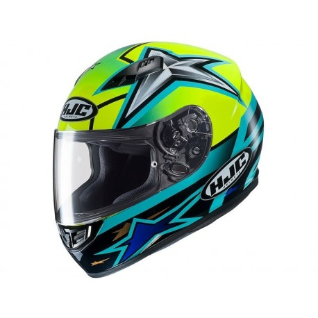 CASCO HJC CS15 TONI ELIAS 24 MC4H