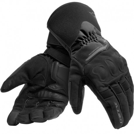 GUANTES DAINESE X-TOURER DDRY NEGRO